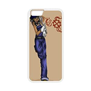 iPhone 6 4.7 Inch Cell Phone Case White Atlantis The Lost Empire Character Audrey Ramirez U3605382