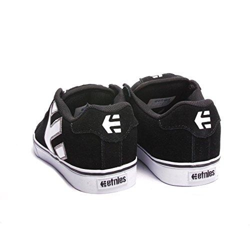 Etnies Fader Vulc Homme Baskets Mode Noir