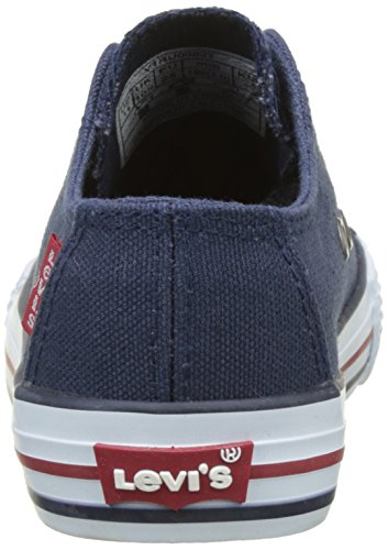 Levis Trucker Low Lace - Botas Niños Bleu (Navy)