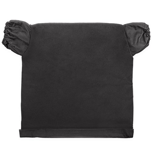 "Darkroom Bag Film Changing Bag - 23.3""x23.3"" Thick Cotton Fabric Anti-Static Material for Film Changing Film Developing Pro Photography Supplies"