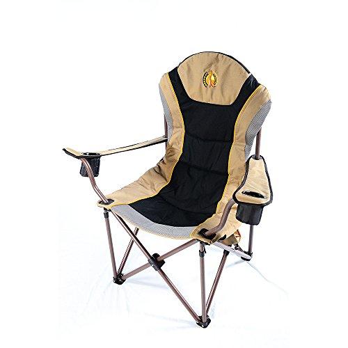 air Charlie 440 pound Big Boy Canvas Folding Camping Chair (Big Boy Chair)