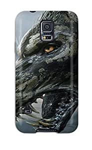 Forever Collectibles Creature Hard Snap-on Galaxy S5 Case