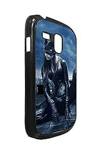 Forgethi(TM) Personalized Design-Samsung Galaxy S3 Mini (I8200) Funda Case for Men,Catwoman Movie Cartoon Galaxy S3 Mini Funda Case, Dustproof Funda Case Cover for Galaxy S3 Mini