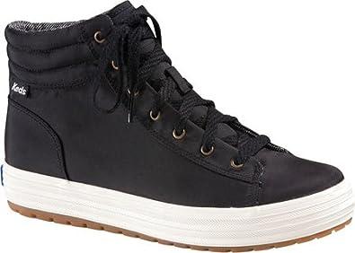 47b81b8b694c Keds Women s High Rise Nylon Boots (10 B(M) US