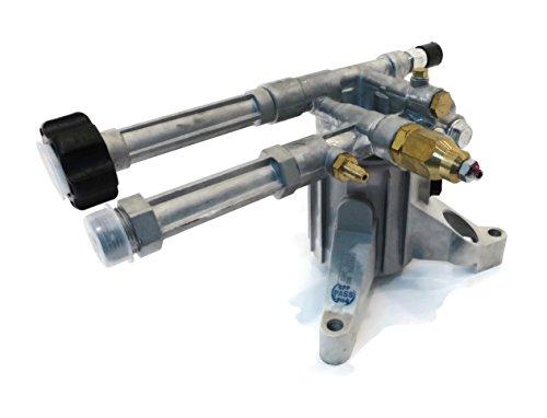 - AR North America | Vertical Axial Radial Pressure Washer Pump | 2400 PSI | RMW22G24EZ