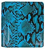 Raika PY 102 TURQUOISE 4 x 6 in. Single Page Photo Album - Turquoise