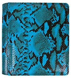 Raika PY 101 TURQUOISE 4 x 6 in. Foldout Photo Album - Turquoise by Raika®