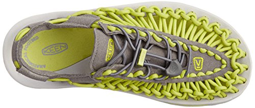 KEEN Womens Uneek 8MM Sandal Gargoyle/Bright Char 0g1GmLYp