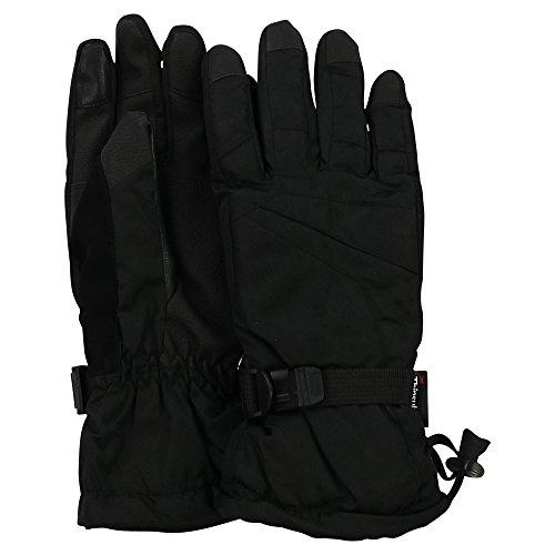 Women's Grand Sierra Ski / Snowboard Glove (Black, Medium) - Black Womens Snowboard Glove