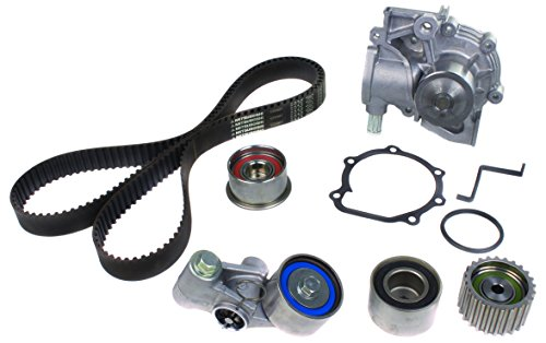 (AISIN TKF-010 Engine Timing Belt Kit with Water Pump)