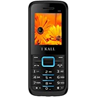 IKALL K88 Dual Sim Calling Mobile with Torch Light (Blue)