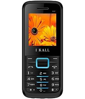IKALL K88 Dual Sim Feature Phone, 64 MB Internal memory