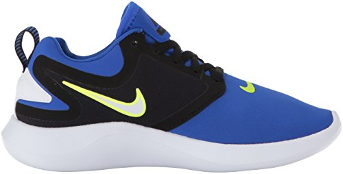 Nike Jungen Lunarsolo (GS) Laufschuhe Blau (Racer Blue/white/black/buff Go 404)