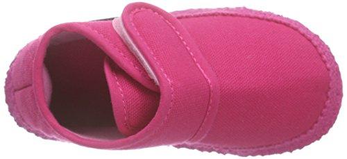 Nanga Luna - Pantuflas Bebé-Niños Rosa - Pink (27)