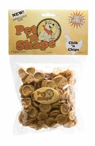 Pet 'n Shape Chik 'n Chips, 8 Ounce, My Pet Supplies
