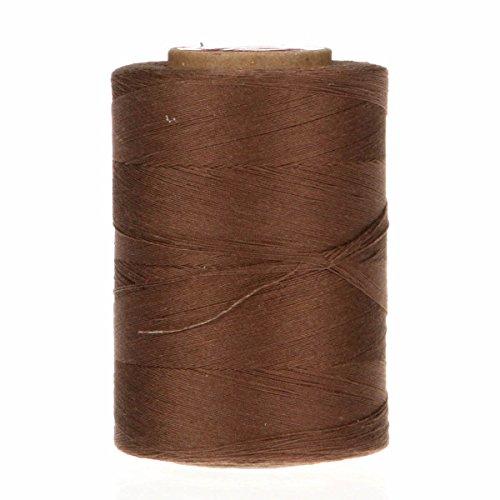 Star Thread V37-8380 3-Ply T-35 Cotton Quilting & Craft Thread, 1200 yd, Seal Brown (Yli Thread Quilting)