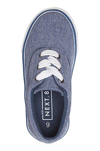 next Niños Zapatos Oxford de cordones (Niño pequeño) Estándar Azul