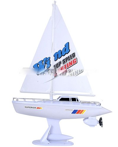 Electric Rc Sailboat - 15