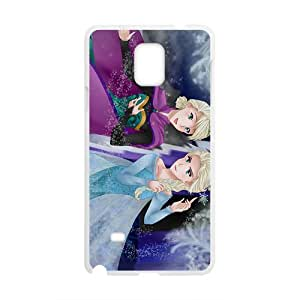 HGKDL Frozen Elsa Design Best Seller High Quality Phone Case For Samsung Galacxy Note 4