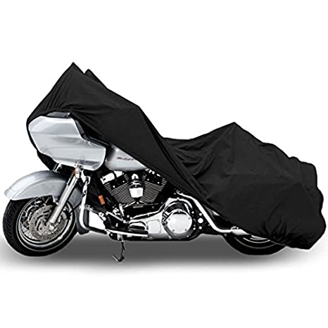 Harley Davidson Bike Covers >> Amazon Com Motorcycle Bike Cover Travel Dust Storage Cover For