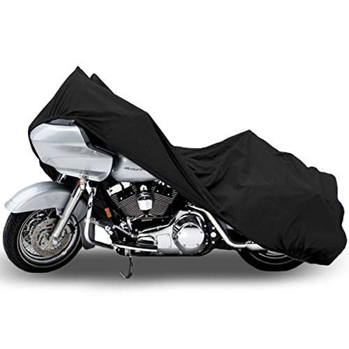 Motorcycle Bike Cover Travel Dust Storage Cover For Victory Vegas 8-Ball Jackpot Ness Premium (Victory Ball Vegas 8)