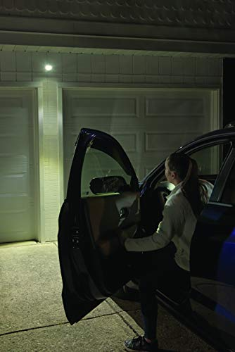 NetBright MBN391 Wireless Networked Battery Motion Activated Spot Light 2 Pk (White) by Mr. Beams (Image #4)