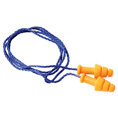 Design Engineering 070530 Ear Plugs with a Breakaway Cord, 25dB Noise Reduction