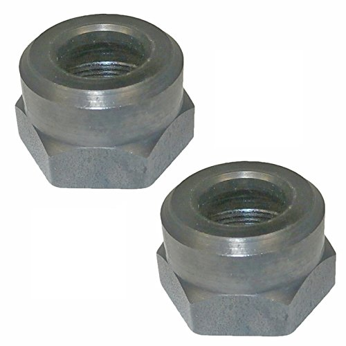 Dewalt DW610/DW612 Router Replacement (2 Pack) Collet Nut # 150063-00-2pk