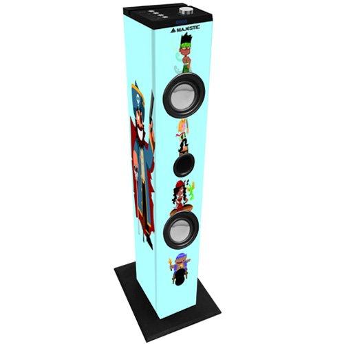 1 opinioni per Majestic TS 86 BT USB SD AX- Altoparlanti a torre con Bluetooth, Ingressi