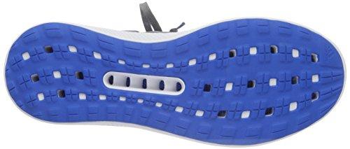 adidas Herren CC Sonic M Laufschuhe, Blau Grau (Grey/Grey/Shock Blue)