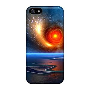 Awesome Design The Three Elements Hard Case Cover For Iphone 5/5s
