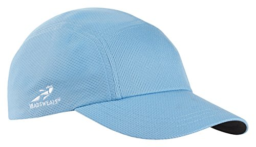 Team 365 Headsweats Performance Race Hat, SPORT LIGHT BLUE, One Size