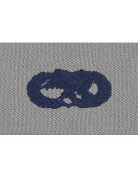 Air Force Sew On ABU Aircraft Munitions Maintenance Badge