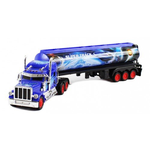 Velocity Toys Electric 1: 36 Heavy Duty Diesel Full Function RTR RC Semi Truck Remote Control