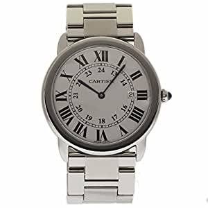 Cartier Ronde Solo swiss-automatic mens Watch WSRN0012 (Certified Pre-owned)