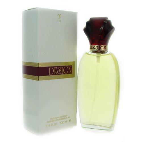 Diseño de Paul Sebastian para mujer, Eau De Parfum Spray, 3.4 onzas