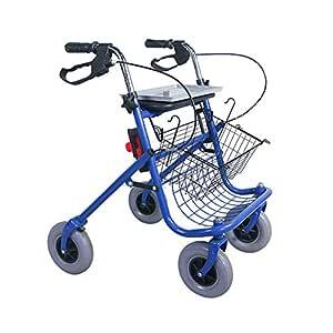 XJZHAN Estabilizador para Caminar Walker Trolley Ancianos ...