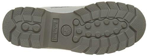 Timberland Men's Euro Sprint Fabric Chukka Boots, Black Black (White/Black 100)