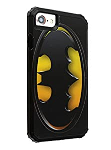 "iPhone 6s PLUS Case, IMAGITOUCH 2-Piece Style Armor Case with Flexible Shock Absorption Case and Design Hard Cover Case Hybrid for 5.5 inches iPhone 6 PLUS and iphone 6s PLUS 5.5"" at Gotham City Store"