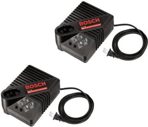 Bosch 9.6V-24V Multi-Voltage Charger (2 Pack) # BC130-2pk