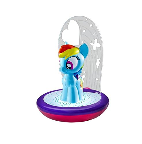 Worlds Apart My Little Pony Rainbow Dash GoGlow Magic Night Light (Dispatched From UK)]()