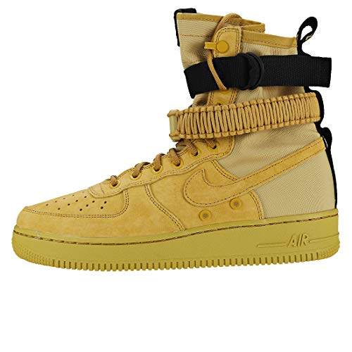 Multicolore Men's Air Basse Ginnastica Gold SF 1 Uomo Club 700 da Club Gold Club Scarpe NIKE Force Gold Shoe Black xfw4xPd