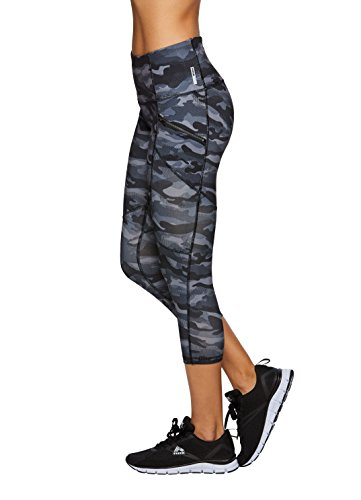 Camo Capri Sweatpants - 4