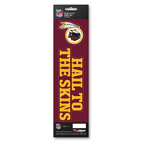 Team ProMark NFL Washington Redskins Slogan ()
