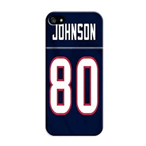 Houston Texans Iphone Hard Case For 4s Tpu Cover Nfl Football New