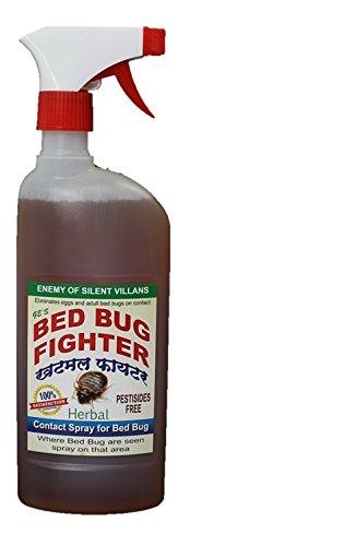 Gurav Exims Bed Bug Fighter Herbal Spray 500ml Amazon In Garden