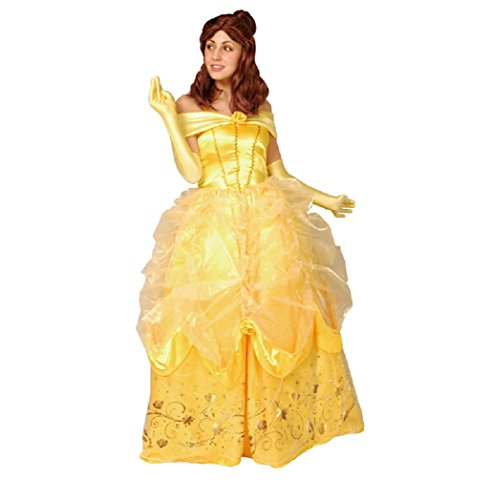 Beauty and The Beast Costume- Belle Costume - Teen/Women's Princess Costume - XS/S Size -