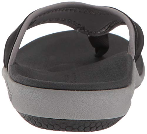 Spenco Women's Yumi Plus Sandal, Onyx 6 Wide US by Spenco (Image #2)