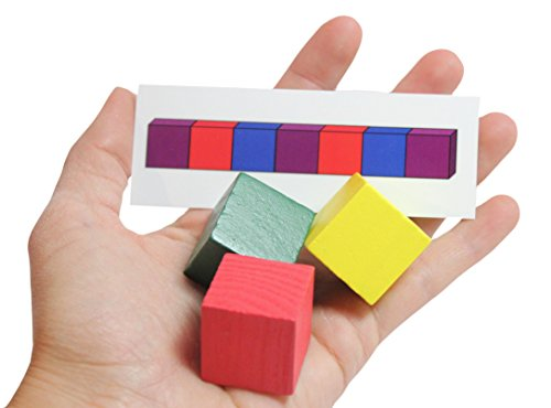 Wooden Beginner Pattern Blocks - 3