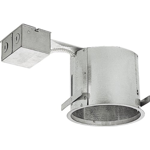Progress Lighting P186-TG Remodel Recessed Lighting Housing for Use in Existing ()